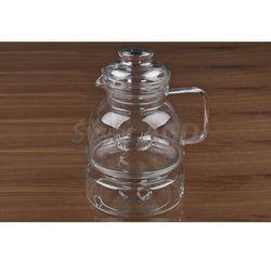 dzbanek szklany żaroodporny z podgrzewaczem 1.5 l marki Termisil