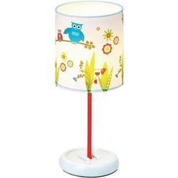 Brilliant Lampa stołowa led birds g56048/72, led wbudowany na stałe x 12, 0.06 w, 230 v, ip20, (Øxw) 13 cmx32.5 cm, kolorowy (4004353190490)