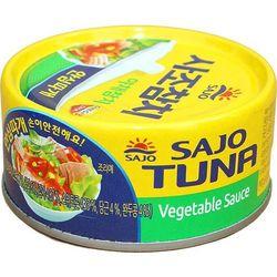 Sajo  150g tuńczyk kawałki w sosie warzywnym | darmowa dostawa od 200 zł