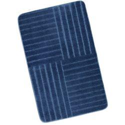 Bellatex Dywanik łazienkowy Standard niebieski, 60 x 100 cm