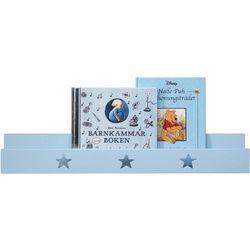 Półka na książki Kids Concept - niebieska, kup u jednego z partnerów