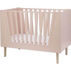 Łóżeczko dziecięce Done by Deer różowe, 50661