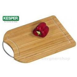Kuchenna deska bambusowa  37 x 26cm 58380 marki Kesper