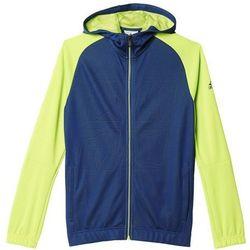 Bluza adidas Locker Room Quarter Theme Full Zip Hoodie Junior AJ5607, kup u jednego z partnerów