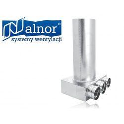 Puszka rozdzielcza przedłużana 3x75mm/125mm (flx-pro-l-75-3), marki Alnor