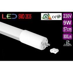 Świetlówka TUBA LED T5 57cm 9W 800Lm neutr/zmna - produkt z kategorii- świetlówki