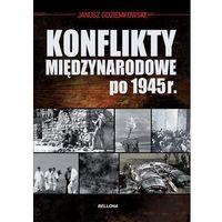 Konflikty międzynarodowe po 1945 roku, oprawa miękka