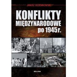 Konflikty międzynarodowe po 1945 roku, książka w oprawie miękkej