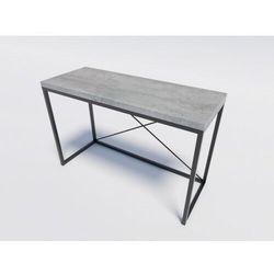 Reqube Funkcjonalna konsola biurko toaletka elsa beton
