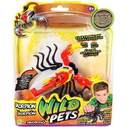 Wild Pets, Interaktywny skorpion Firestruck, czerwono-szary z kategorii maskotki interaktywne