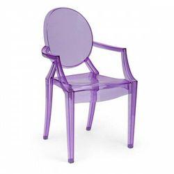 Krzesło dziecięce Royal Junior fioletowy