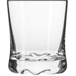 Krosno prestige aquarius szklanki do whisky 250 ml 6 sztuk marki Gerpol / gerpol noże i nożyczki / noże bufetowe