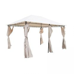 Namiot ogrodowy party Lugano 3x4 m