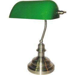 Kaja Lampka biurkowa bank model k-8042 marki patyna (5901425554138)