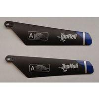 Topheli Top heli th6300-02/03 6030-02/03 pióra, łopaty - niebieskie