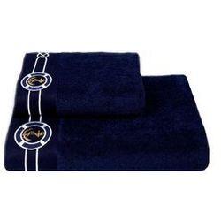 Ręcznik MARINE MAN 50x100cm Ciemnoniebieski (8698642052055)