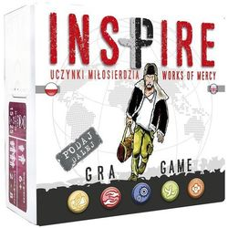 Inspire - Uczynki Miłosierdzia / Works of Mercy - gra - produkt z kategorii- Gry planszowe