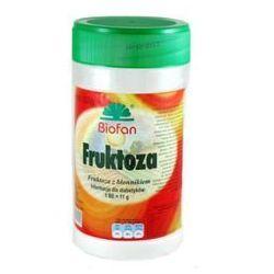 Słodzik fruktoza z błonnikiem 500g / negocjuj cenę, marki Biofan