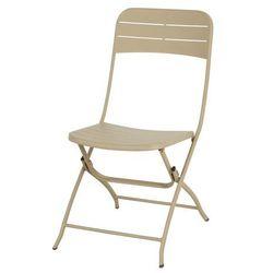 Blooma Krzesło składane aronie stalowe