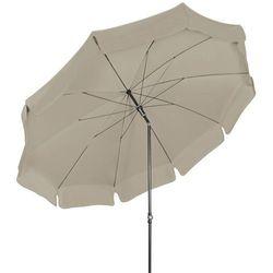 Parasol ogrodowy DOPPLER Sunline beżowy 424539846 z kategorii Parasole ogrodowe