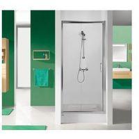 SANPLAST drzwi Tx 5 110 przesuwne, szkło GY D2/TX5b-110 600-271-1130-38-501
