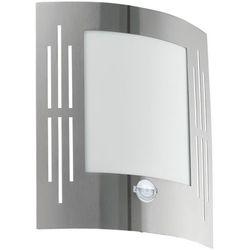 EGLO CITY Lampa kinkiet sensor E27 1x60W 88144 (9002759881443)