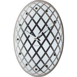 Zegar ścienny Pendula round silver by Nextime, 8185 ZI