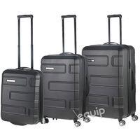 Travelite Zestaw walizek  move - czarny