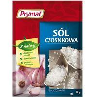 40g sól czosnkowa marki Prymat