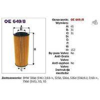 Filtr oleju oe 649/8 od producenta Filtron