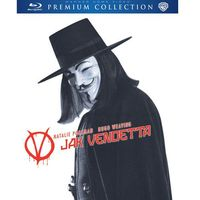V jak Vendetta (Blu-Ray), Premium Collection - James McTeigue