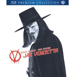 V jak Vendetta (Blu-Ray), Premium Collection - James McTeigue z kategorii Sensacyjne, kryminalne