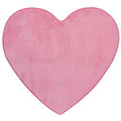 Dywanik z mikrofibry HEART - 80 x 74 cm (3560239473183)