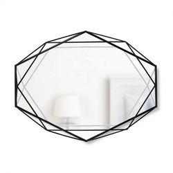 Umbra - lustro prisma - czarne - czarny