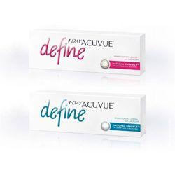 1-day acuvue define wyprodukowany przez Johnson & johnson