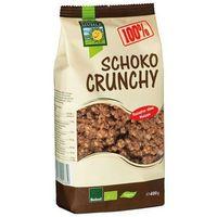Crunchy czekoladowe bio 400 g -  marki Bohlsener muehle