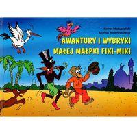 Awantury i wybryki małej małpki Fiki Miki z płytą CD (kategoria: Audiobooki)