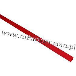 Rura termokurczliwa elastyczna V20-HFT 3,5/1,8 10szt czerwona - produkt z kategorii- Pozostały układ elektry