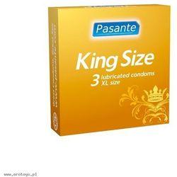 Pasante - king size (1 op. / 3 szt.) wyprodukowany przez Pasante (uk)