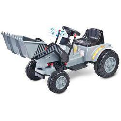 Caretero  Bulldozer pojazd na akumulator szary grey, marki Toyz do zakupu w baby-galeria.pl