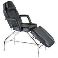 Fotel kosmetyczny MK3351 Czarny, towar z kategorii: Urządzenia i akcesoria kosmetyczne