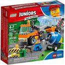 10750 SAMOCHÓD ROBÓT DROGOWYCH (Road Repair Truck) - KLOCKI LEGO JUNIORS