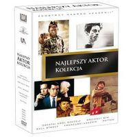 Kolekcja oscarowa: Najlepszy aktor (DVD) - Różni