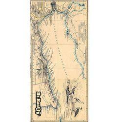 Dr.bacty xl szybkoschnący ręcznik treningowy 70x140 cm / mapa - mapa