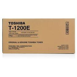 toner black t-1200e, t1200e, 6b000000085, marki Toshiba