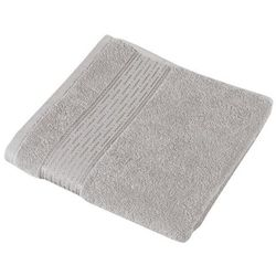 Ręcznik kąpielowy Kamilka Pasek szary, 70 x 140 cm, kup u jednego z partnerów