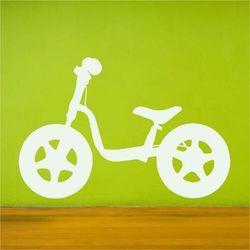 szablon na ścianę rowerek dziecięcy 2316