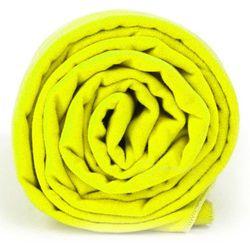 Dr.bacty l szybkoschnący ręcznik treningowy - neon żółty