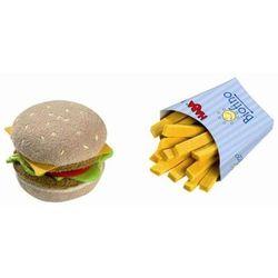 Hamburger + Frytki (zestaw) - produkt z kategorii- Pozostałe dla dzieci
