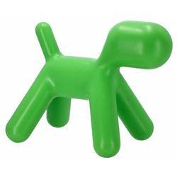 D2.design Siedzisko dziecięce pies inspirowane puppy - zielony (5902385704137)